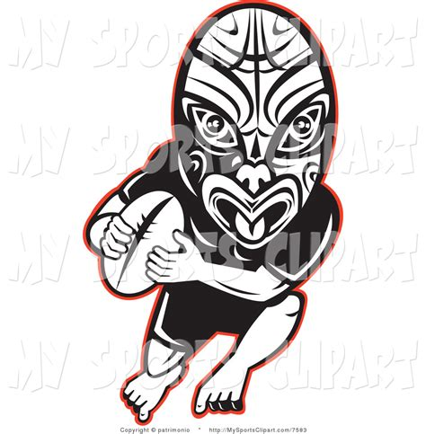 maori clipart design clipart maori pencil and in color design clipart