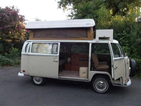 vw minivan 1970 find used 1970 vw cer van in meridian idaho united