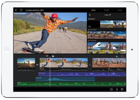tutorial imovie ipad air ipad air photo gallery