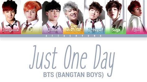 Download Mp3 Bts One Day | just one day bts mp3 4 56 mb music paradise pro downloader