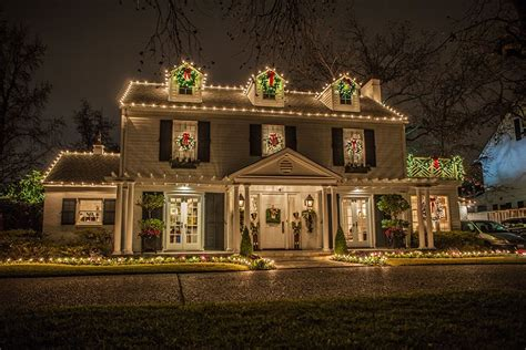 classic christmas light lighting dallas lighting houston