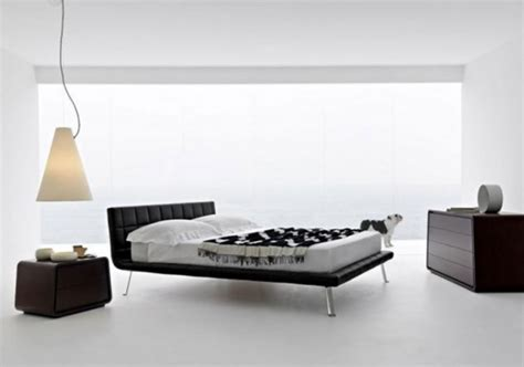 minimalist bedroom furniture ideas 17 spectacular black and white minimalist bedrooms for