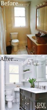 bathroom makeover ideas pictures tiny bath makeovers decorating your small space