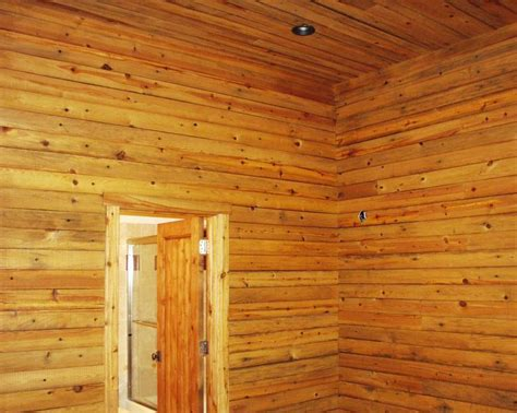 Log Cabin Wood Paneling by Photo 1656 Southern Yellow Pine Paneling