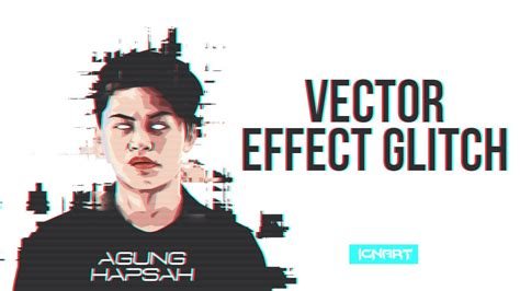 vector face tutorial photoshop cs6 tutorial vector effect glitch photoshop cs6 youtube