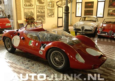 maserati museum panini museum maserati collection foto s 187 autojunk nl