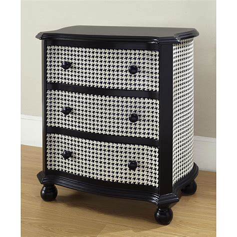 when a classic becomes the trend houndstooth home decor