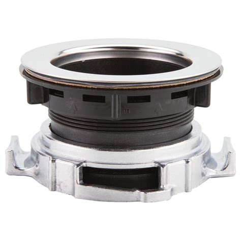 sink garbage disposal garbage disposal ez mount sink flange kit 829378467853 ebay