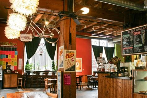black dog coffee house lowertown s black dog expanding chef shack bay city is