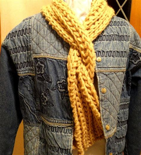 knitting pattern for scarf with bulky yarn bulky yarn knitting patterns scarves cashmere sweater