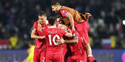 serbia lolos ke piala dunia 2018 bola net