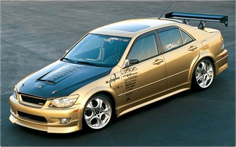 lexus is300 tuner custom turbo altezza powered lexus is300 tuner car turbo