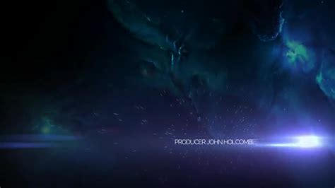 Space Odyssey Intro After Effects Template Free Ae Templates Free After Effects Intro Templates