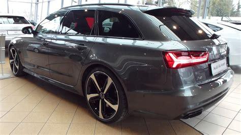 V6t Audi by 2017 Audi A6 Avant Quattro V6t 3 0 Tdi Exterior Interior