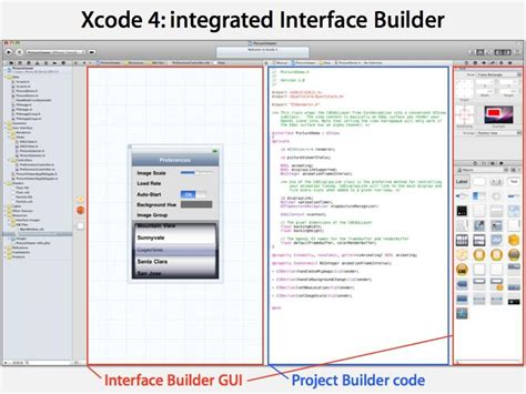 xcode save layout apple s new xcode 4 could portend new html5 development tools