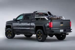2014 chevy silverado black ops concept truckin