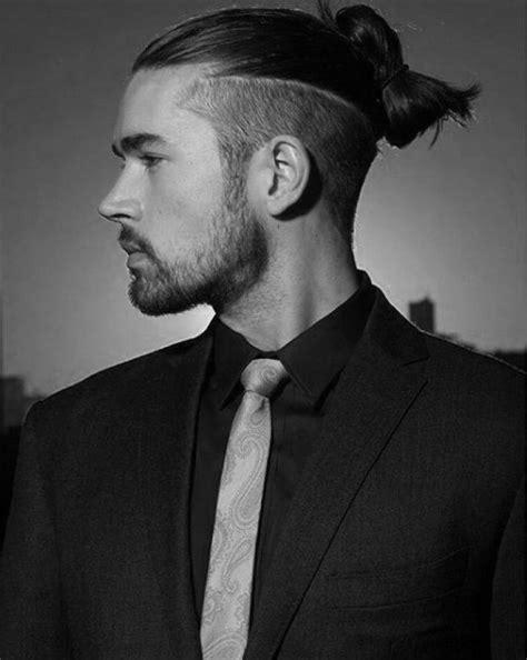 length hair neededfor samuraihair 40 samurai hairstyles for men modern masculine man buns