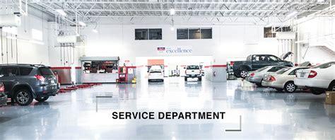 toyota dealer services service department near oxnard and thousand oaks ca