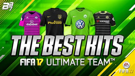 17 Best Images About fifa 17 the best kits