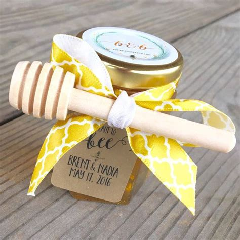Jar Bridal Shower Favors by 17 Best Ideas About Honey Jar Favors On Honey Wedding Favors Honey Favors And Bee Theme