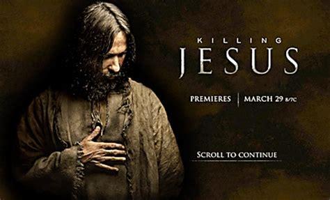 nat geo, mullen introduce ambitious killing jesus campaign