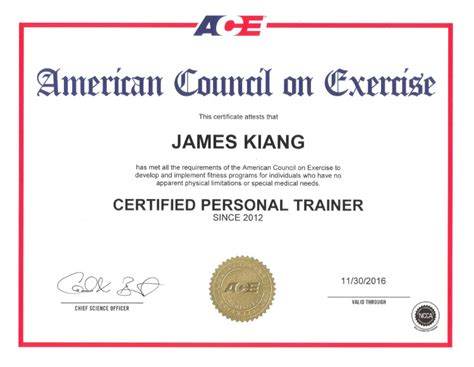 Personal Trainer Certification With Issa by Certified Personal Certification