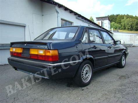 Audi 90 Quattro Sport by Audi 90 Quattro 20v Sport Orginale 141800 Km T 220 V 187 90
