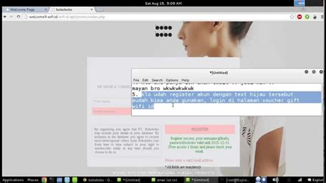 Voucher Wifi Id Perbulan cara mendapatkan voucher gratis wifi id