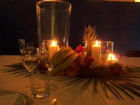 cena lume di candela cena a lume di candela foto di meditur