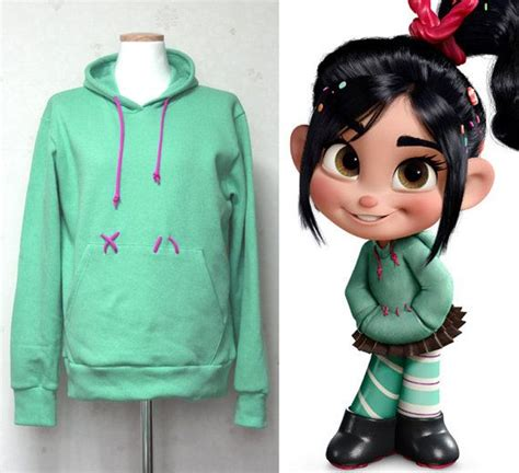 Hoodie Zipper Anak Wreck It Ralph 16 best disney etsy wishlist images on disney land disney resorts and disney stuff