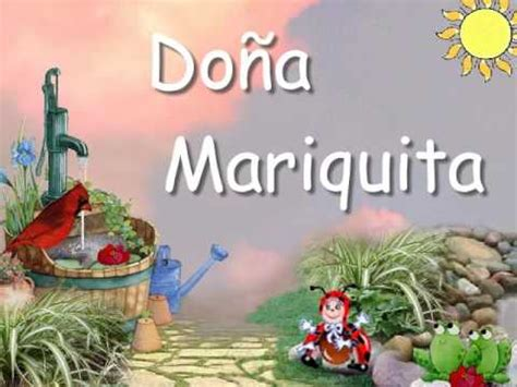 poemas de insectos para ninos a mariquita poes 205 as para ni 209 os youtube