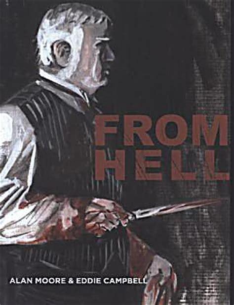from hell 0861661419 from hell buch von alan moore portofrei bei weltbild ch bestellen