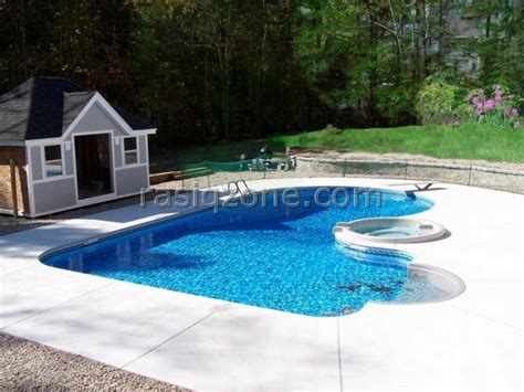 Pool Designs For Small Backyards Pool Small Backyard