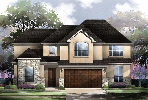 new homes san antonio monticello homes