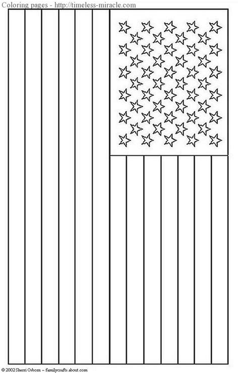 the gallery for gt american flag outline printable