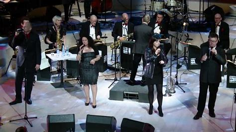 new york swing band new york voices helsinki swing big band let it snow