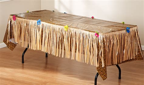 hawaiian table decorations ideas celebrate summer birthdays with birthdayexpress com