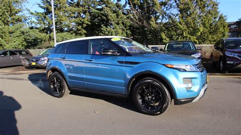 land rover evoque blue 2012 range rover evoque mauritius blue metallic