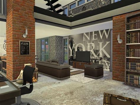 4 Bedroom Open Floor Plan chemy s soho loft