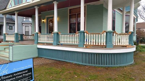 house skirting designs porch skirting mistakes old house guy