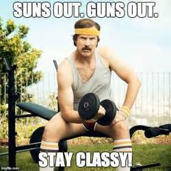 I Work Out Meme - 36 stay classy these quotes about weight loss are