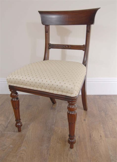 10 regency trafalgar dining chairs ebay