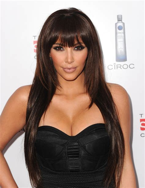 hairstyles for long hair kim kardashian extensions by erica the beauty world according to erica