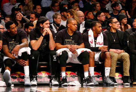 brooklyn nets bench nets vs bucks newsday