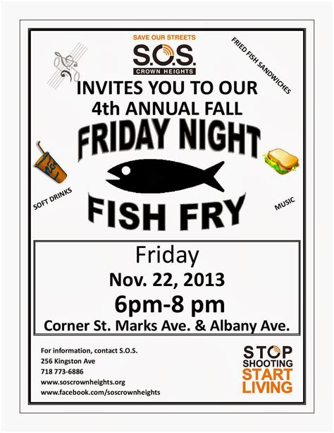 Beautiful Free Printable Flyers Templates Downloadtarget Free Fish Fry Flyer Template