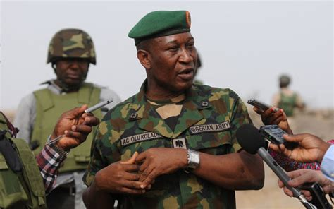 lu ce lade boko haram military ll win the battle says dhq