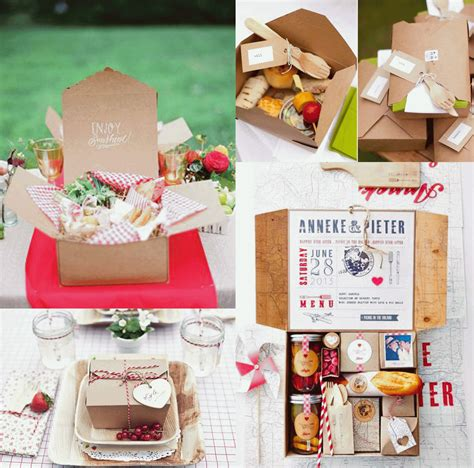 wedding box lunch ideas thunder events 5 new wedding trends we re loving