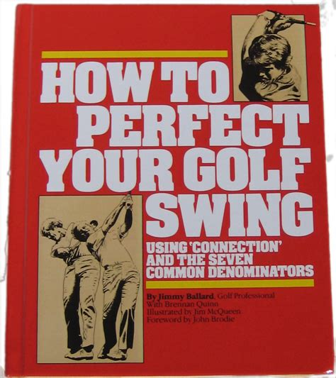 jimmy ballard swing connector how to perfect your golf swing book jimmy ballard golf