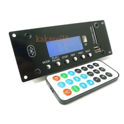 Bor Wireless mp3 decoding board 4 0 bluetooth wireless audio module usb sd radio ape flac wma aux external