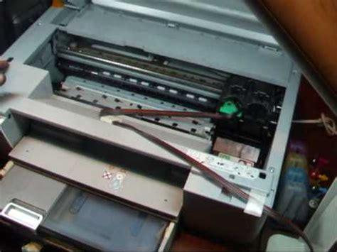 resetting hp c4280 printer hp photosmart c5280 ciss installation youtube